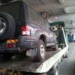 העברת רכב למגרש לפירוק רכבים
